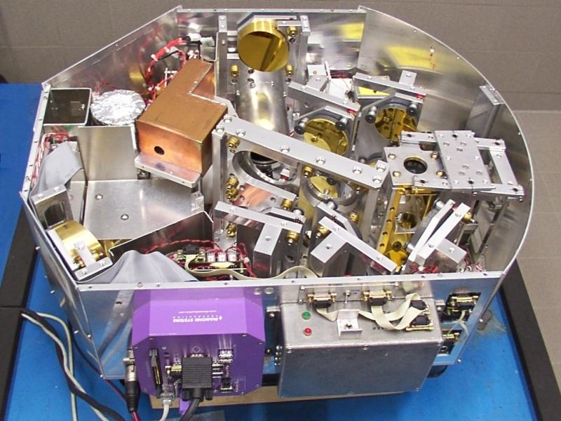 Advanced optical sensors
