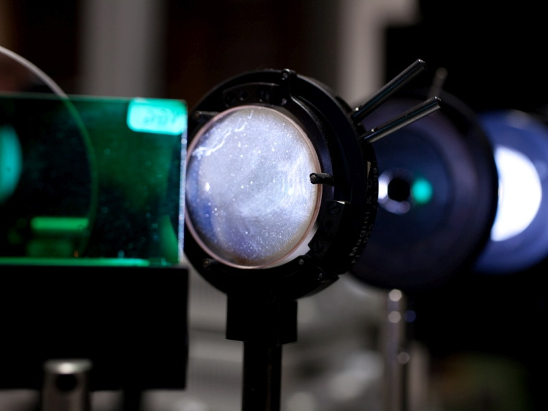 Testing of optical systems